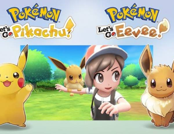Pokemon Let's Go, All You Need To Know